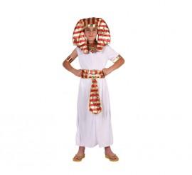 Disfraz de Faraón Egipcio para niños en varias tallas