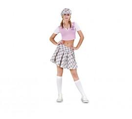 Disfraz barato de Golfista para mujer talla M-L