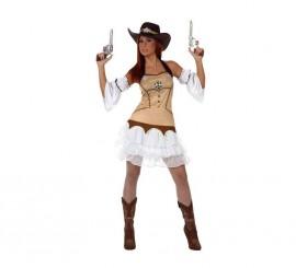 Disfraz de Chica Sheriff para mujer talla XL