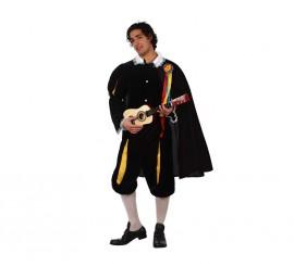 Disfraz de Tuno para hombres en varias tallas