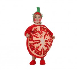 Disfraz de Tomate para bebé