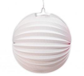 Farol Blanco 20 cm. para decorar tus Fiestas
