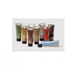 Maquillaje Fluido de color Marrón en tubo de 20 ml