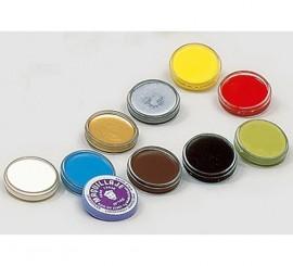 Maquillaje en crema para fondo en color oro de 4 gr.