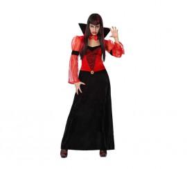 Disfraz de Vampiresa para mujer en varias tallas