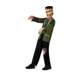 Disfraz de Monstruo Frankenstein para ninos