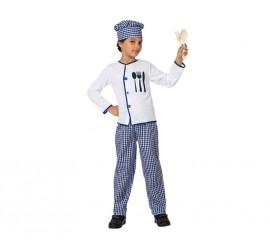 Disfraz para niños de Cocinero