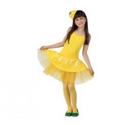 Disfraz de Limón para Niña