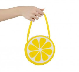 Bolso en forma de Limón