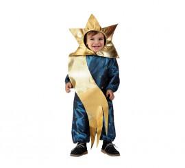 Disfraz de Estrella de Navidad para bebés de 12 a 24 meses