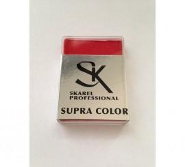 Cajita de Maquillaje Profesional Rojo de 12 gr.