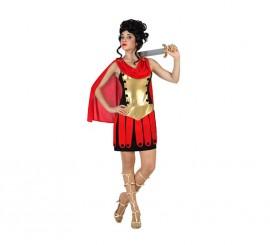 Disfraz para mujer de Guerrera Romana en varias tallas