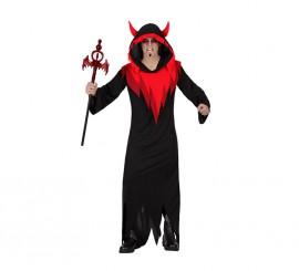 Disfraz de Demonio Fuego para hombre en varias tallas