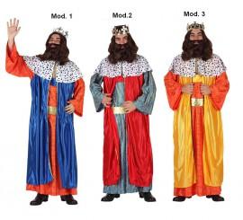 Disfraz de Rey Mago - Traje de Rey Mago adulto