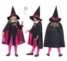 Disfraz de Estudiante de Magia para Niña en varias tallas
