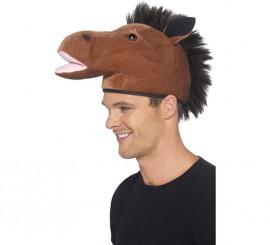 Sombrero de Caballo con Crin