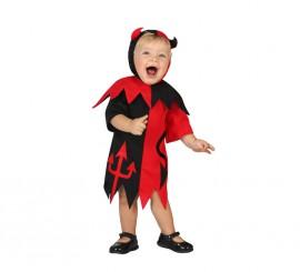 Disfraz de Demonia para bebés en varias tallas
