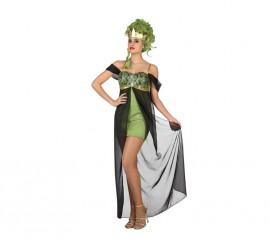 Disfraz de Diosa Griega verde para mujer