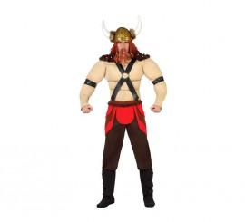 Disfraz de Vikingo Forzudo para hombres