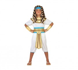 Disfraz de Egipcio para niños
