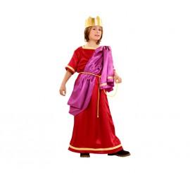 Disfraz de Rey Herodes para niños