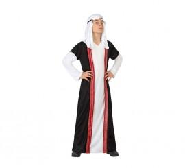 Disfraz para niños de Jeque Árabe