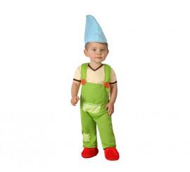 Disfraz de Duende verde para niños en varias tallas