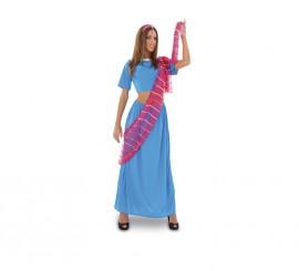 Disfraz de Dhara para mujer talla M-L