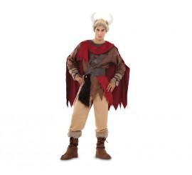 Disfraz de Vikingo o Erik para hombre talla M-L