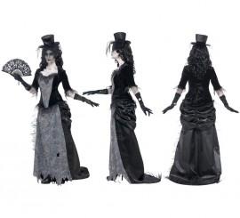 Disfraz de Viuda Negra Fantasma del Oeste para Mujer talla M
