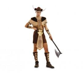 Disfraz de Vikingo para hombre talla M-L