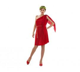 Disfraz de Patricia Romana para mujer talla M-L