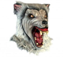 Máscara de Snow Wolf
