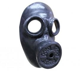 Máscara Antigas Negra para Halloween