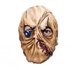 Máscara Espantapájaros Scarecrow Económica para Halloween
