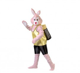 Disfraz de Conejo Duracell para adulto