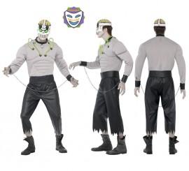 Disfraz de Criatura de Laboratorio para Hombre en varias tallas