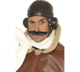 Casco de Aviador de la 2ª Guerra Mundial