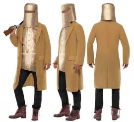 Disfraz de Bandolero Ned Kelly para hombre