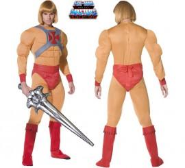 Disfraz de Príncipe He-Man para hombre en varias tallas