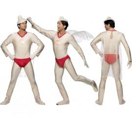 Disfraz de Condón-Man para Hombre talla Universal