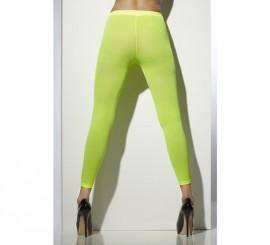 Leggins Color Verde Neón o Fluorescente