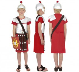 Disfraz Soldado Legionario Romano para Niño en varias tallas