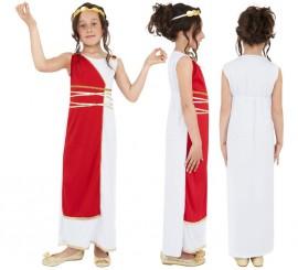 Disfraz de Griega para Niña en varias tallas