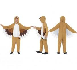 Disfraz de Búho para Niños en varias tallas