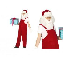 Disfraz de Papá Noel para Navidad de hombre