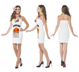Disfraz Peekabu Caribbean para Mujer en varias tallas