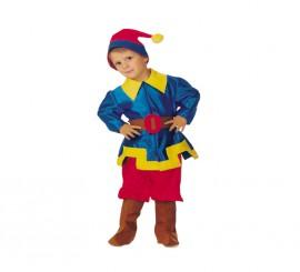 Disfraz de Enanito para niño