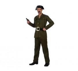 Disfraz de Guardia Civil para hombre talla M-L