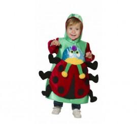 Disfraz de Mariquita para Niños
